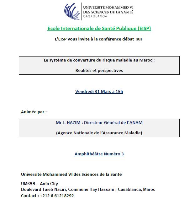 Invit EISP 31 mars