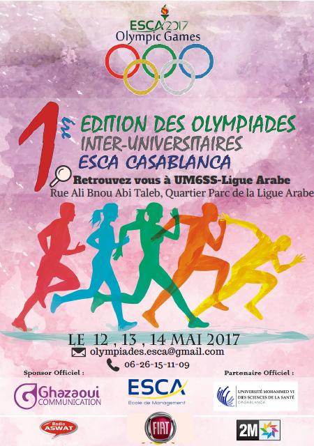 Olympiades ESCA